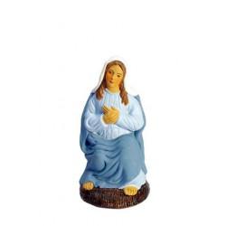 Vierge (bleue)
