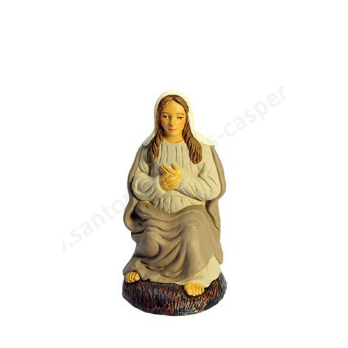 Vierge (brune)