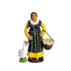 Femme à l'Oie