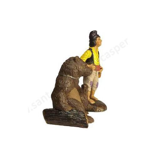 Gitan et son Ours
