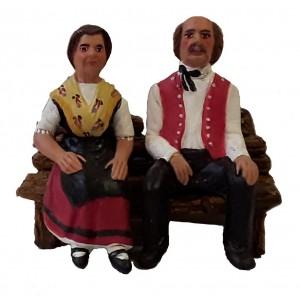 Couple Alsacien sur bac 2